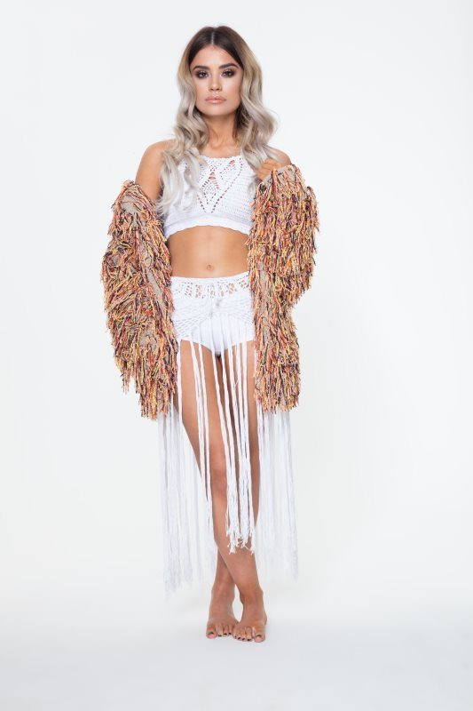 Festival Fashion Top and bottom sets - Mythical Goddess
